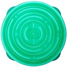 Kyjen 2870 Slo-Bowl Slow Feeder Slow Feed Interactive Bloat Stop Dog Bowl,