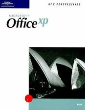 New Perspectives on Microsoft Office XP, Brief, Ann Shaffer, Patrick Carey, Kath