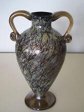 Große Amphorenvase Artel Prag -  luxury glass vase artel Czech Republic Prague