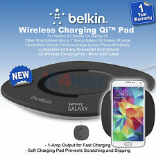 Belkin Qi Wireless Charger Pad Charging Receiver For Galaxy S7 S6 Edge S5 S4 S3