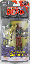 The Walking Dead ~ PUNK ZOMBIE (Comic Series 3) Action Figure ~ McFarlane Toys