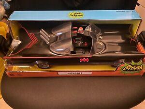 Retro Batman 66 Batmobile TARGET McFarlane Toys exclusive! *In Hand*