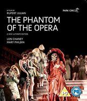 Phantom of the Opera (Ultimate Edition) [Blu-ray] [DVD][Region 2]