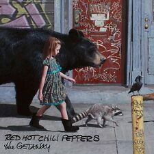 RED HOT CHILI PEPPERS THE GETAWAY CD ALBUM (Released June 17th 2016)