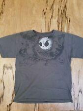 Disney Store Jack Skellington T Shirt Size S