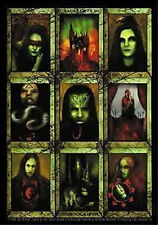CRADLE OF FILTH Thornography Sticker NEW OFFICIAL MERCHANDISE RARE COF Metal