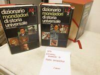Dizionario Mondadori di storia universale