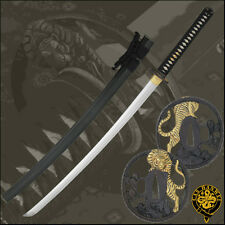 PAUL CHEN CAS HANWEI SH6006KFG TIGER ELITE KATANA SWORD WITH SCABBARD