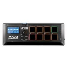 More details for akai mpx8 portable pad controller and sd sample recorder & player w/ midi