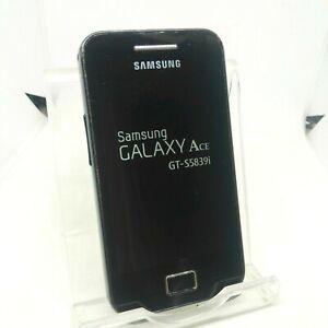 Samsung Galaxy ACE GT-S5839i Black (Unlocked) 3G Wi-Fi Android Camera Smartphone