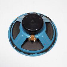 "Speaker 8"" inch Tesla Aro 666 8 ohm 5 watt Full Range loudspeaker Vintage 1970s"