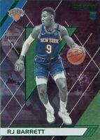 NBA Panini Trading Chronicles 2019/2020 No 290 Rookie Card Rj Barrett Green