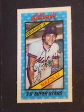 1980 Kelloggs 3-D Lee Mazzilli #38 Mets NM/MT 001