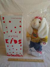 New In Box - 2002 Avon Kids - Hip Hop Harry - Avon Electric Plush Bunny Rabbit