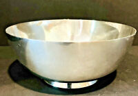 "Williamsburg Restoration Steiff Silverplate 7.25"" Paul Revere Style Bowl"