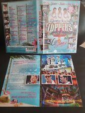 Toppers in Concert 2015 - 2 DVD-set, Rene*Gerard*Jeroen, nr. 612.