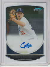 CHRIS ANDERSON RC AUTOGRAPH 2013 BOWMAN CHROME DRAFT AUTO