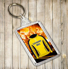 Speedway Keyring - Birthday Gift /Stocking Filler- Coventry Bees