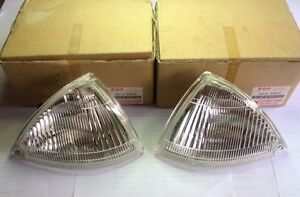 Suzuki Cultus Swift MK2 GTi Clearance Corner Lamp Housing RH & LH