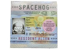 New listing spacehog - resident alien - RARE - limited edition vinyl - rsd July  2021 - !!!