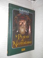 LE PROFEZIE DI NOSTRADAMUS Paolo Cortesi Fabbri Grandi misteri 2005 storia libro