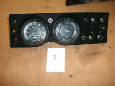 LAND ROVER SERIES 3 INSTRUMENT PANEL (3) 71799 MILES
