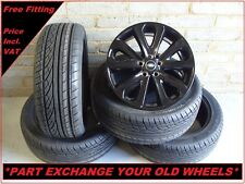 "2351 Genuine 20"" 502 Land Range Rover Discovery Vogue Alloy Wheels & New Tyres"