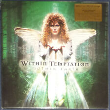 Within Temptation - Mother Earth on Green Marbled vinyl.