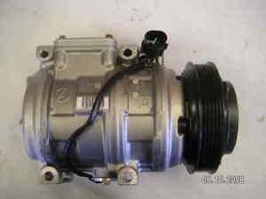 AC Compressor OEM Denso 10PA17C fits Eagle Summit / Mitsubishi Expo, Expo LRV QR