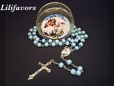 12 PCS First Communion Favors Rosary Boys Rosarios Primera Comunion Gifts