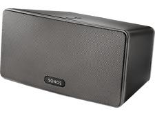 Altavoz multiroom - Sonos Play 3 Negro