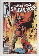 The Amazing Spider-Man #261 HOBGOBLIN Very Fine - 7.5