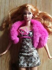 BARBIE STEFFIE FACE MODEL SUMMER MUSE DOLL BIG LIPS RED HAIR 2007?