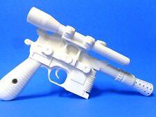 pistola blaster star wars han solo, zam wesell,