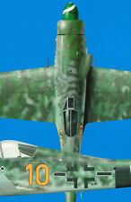 YELLOW 10 Story of The Ultra-rare FW 190D-13 Luftwaffe Focke Wulf Crandall Book