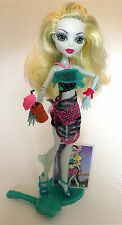 Monster High Puppe / Lagoona Blue / Skull Shores / Schädelküste