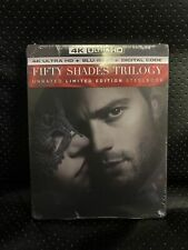 Fifty Shades of Grey Trilogy (Unrated Limited Exclusive Steelbook™ Edition)