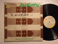 THE MIGHTY DIAMONDS Dubwise MUSIC WORKS LP Roots Reggae HEAR T97