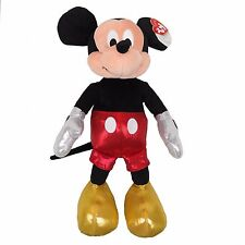 "Ty Beanie Mickey Mouse Plush Disney Toy Doll - 13"" New"