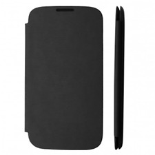 Case IN PVC & Eco Leather Black Flip Cover for Samsung Galaxy Y/S5360