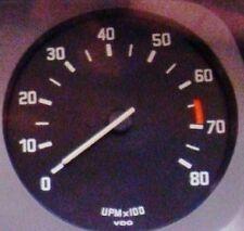 Contagiri elettronico BMW serie E3 - 2500 2800 3.0S 3.0SI 3.3L 3.3Li 2.8L 3.0L