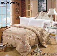 Camel Wool Comforter Warm Winter Wool Quilt Luxury Thicken Queen Twin Comforter