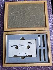 Original ABEX THG-801 Cassette METAL CALIBRATION ALIGNMENT GAUGE Tape Head Guide