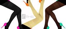 Damenstrumpfhosen mit Karo/Rauten für glamouröse Anlässe keine Mehrstückpackung
