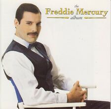 Freddy Mercury The Album CD incl: The Great Pretender, Time, Barcelona 1992