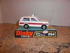 Dinky Toys Police Range Rover #254