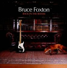 BRUCE FOXTON - BACK IN THE ROOM NEW CD