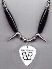 Black Veil Brides White/Black Guitar Pick Necklace #2