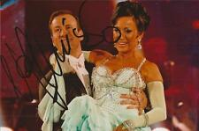 STRICTLY COME DANCING: NANCY DELL'OLIO SIGNED 6x4 ACTION PHOTO+COA