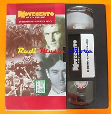 film VHS NOVECENTO ATTO PRIMO B. Bertolucci 1976  CARTONATA (F7 * *)  no dvd